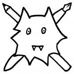 Logo Monstrograph - 2015
