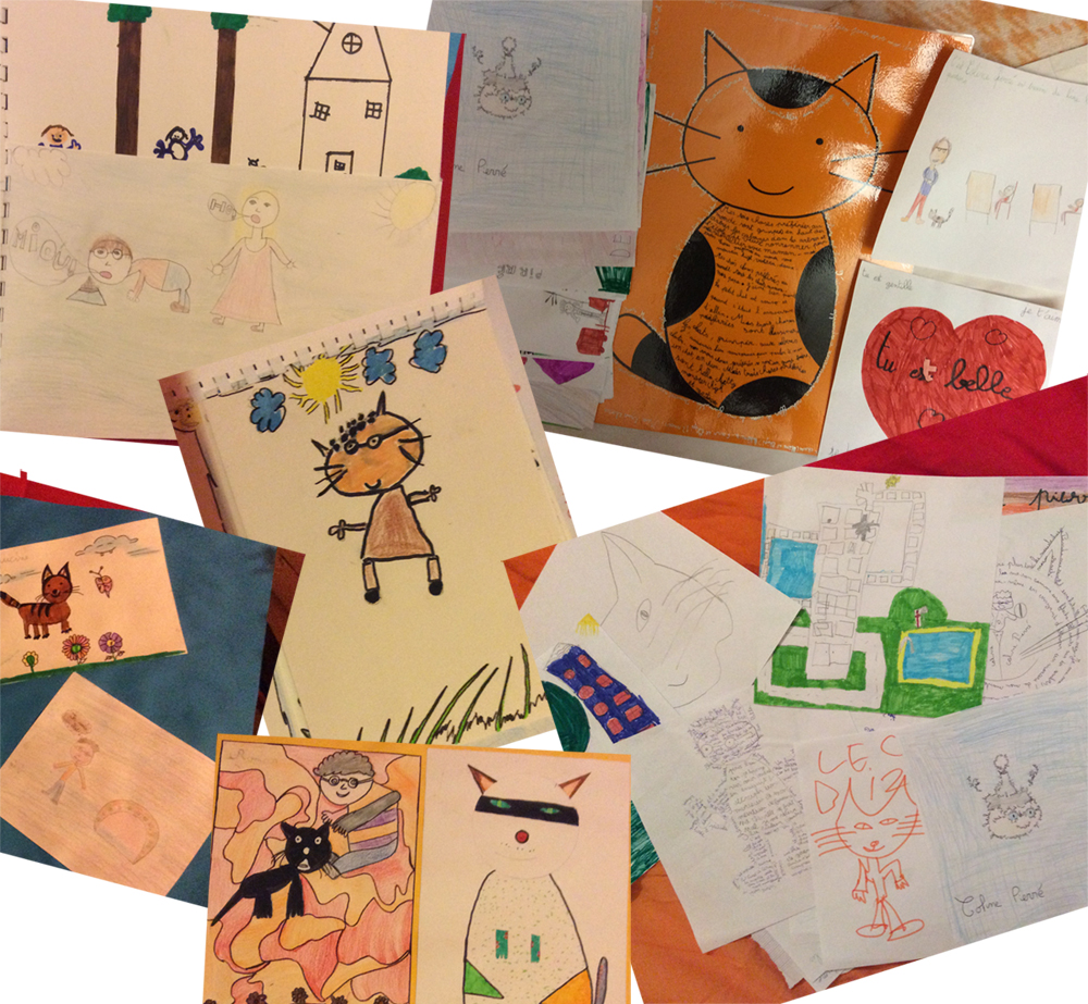 dessins enfants ecoles