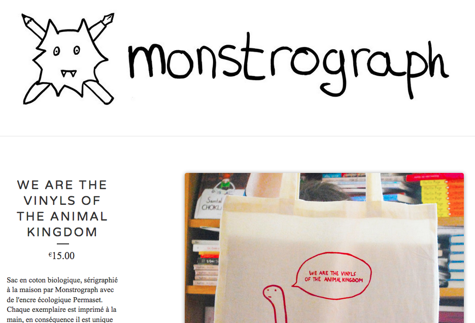 monstrograph